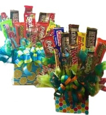 Dill's Novelty Candy Bouquet from Dill's Floral Haven, local florist in Belleville, IL